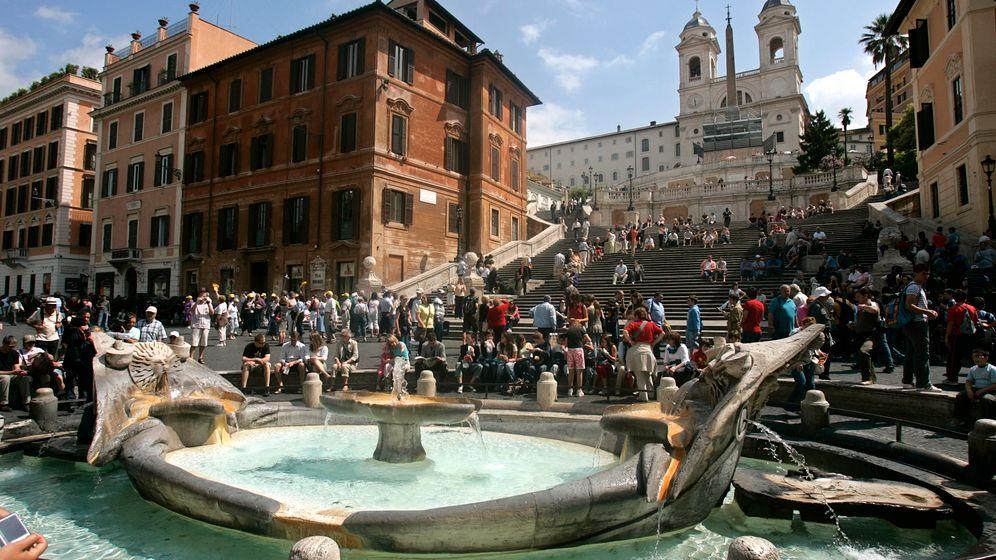 Kolosseum, Rialto, Spanische Treppe: Wo sich Italiens Firmen einkaufen