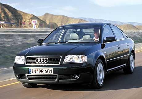 Audi A6: Rückruf in den USA
