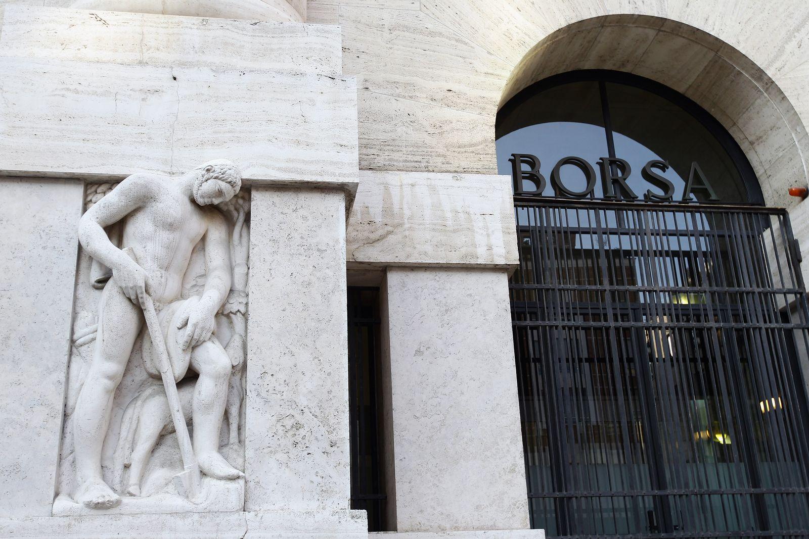 Borsa Italiana / Börse Mailand