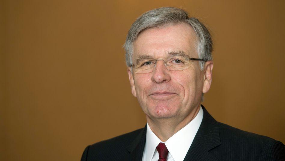 Hubert Lienhard: Der Chef des Familienunternehmens Voith leitet künftig den wichtigen APA-Ausschuss des BDI