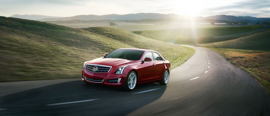 Cadillac ATS: Der Kompaktwagen markiert den Neuanfang der gebeutelten US-Nobelmarke