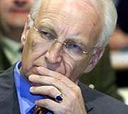 Bleibt in München: Ministerpräsident Edmund Stoiber