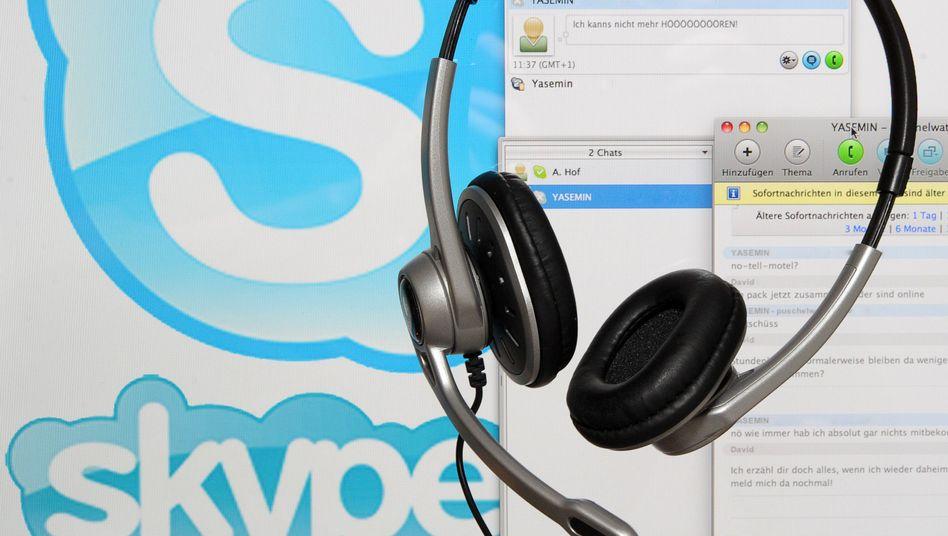 Skype: Datensätze eines Whistleblowers