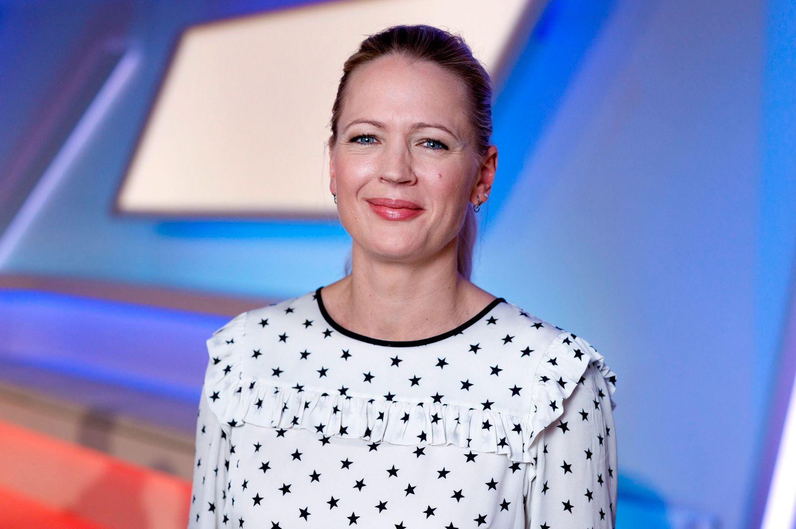 Anna von Bayern in der ARD-Talkshow maischberger. die woche im WDR Studio BS 3. Köln, 20.11.2019 *** Anna von Bayern on