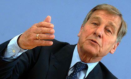 Glaubwürdigkeit verloren: Ex-Minister Clement verspielte viel Kredit durch überzogene Prognosen