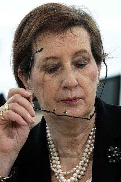 2005 gescheitert: Ex-Ministerpräsidentin Simonis