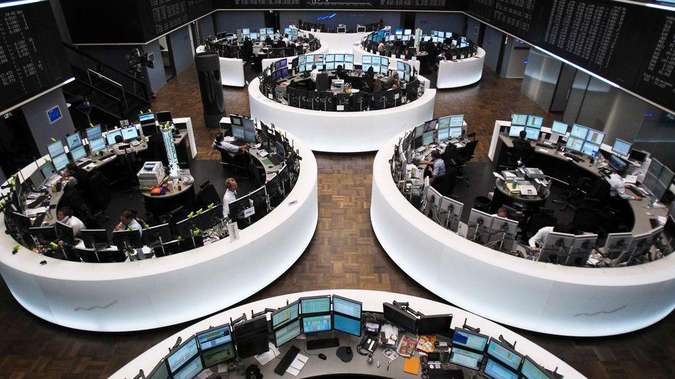 Börse in Frankfurt: Der Dax klettert wieder Richtung 7300 Zähler