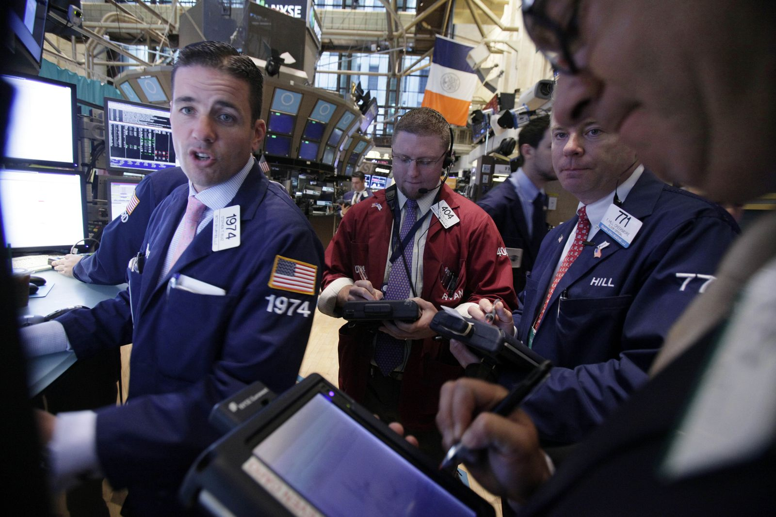 Börse / Wall Street / New York Stock Exchange
