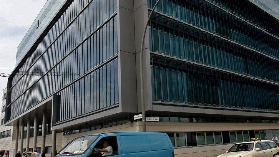 KPMG-Zentrale in Berlin: Vorstand soll auf fünf Mitglieder schrumpfen