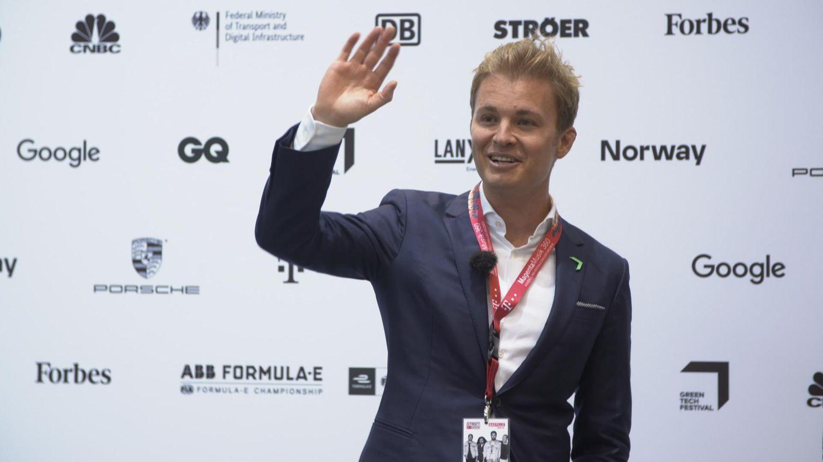 EINMALIGE VERWENDUNG SPTV Nico Rosberg