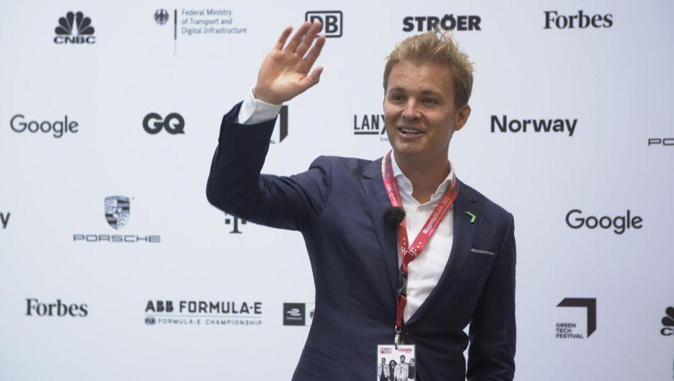 """Nico Rosberg: Nachfolger von Frank Thelen in """"Höhle der Löwen"""""""