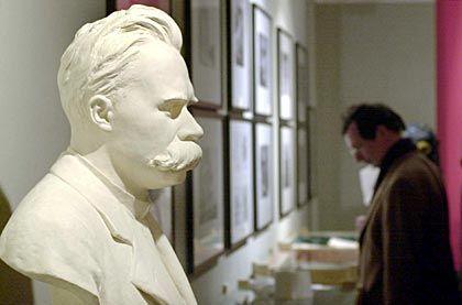 """Arbeit als Nationalethos: In der zweiten Hälfte des 19. Jahrhunderts verkündet Friedrich Nietzsche """"das Ende der deutschen Philosophie"""""""