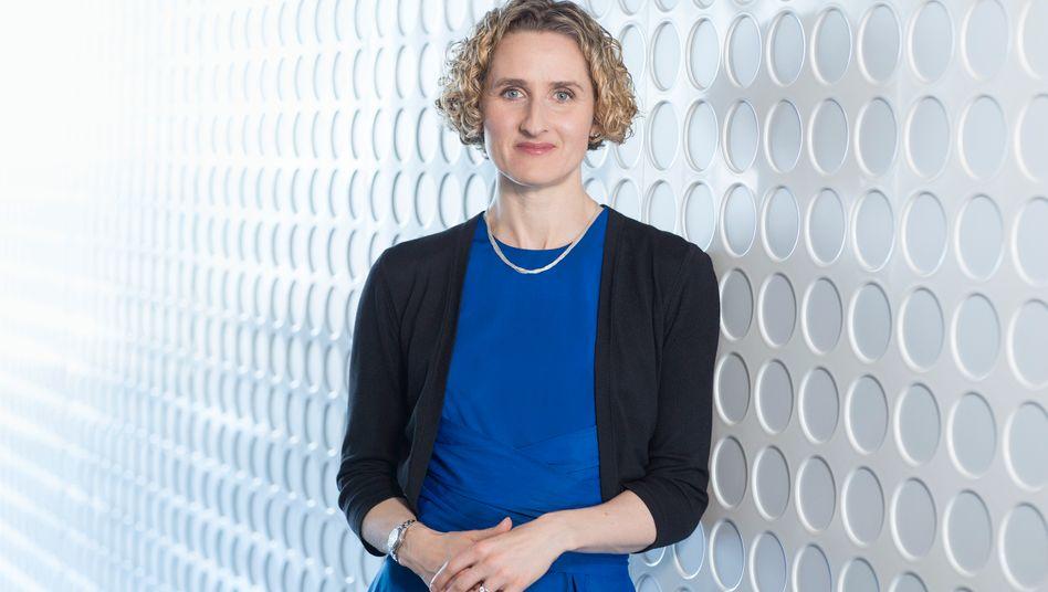 Von Telefonica Deutschland zu Fresenius: Rachel Empey