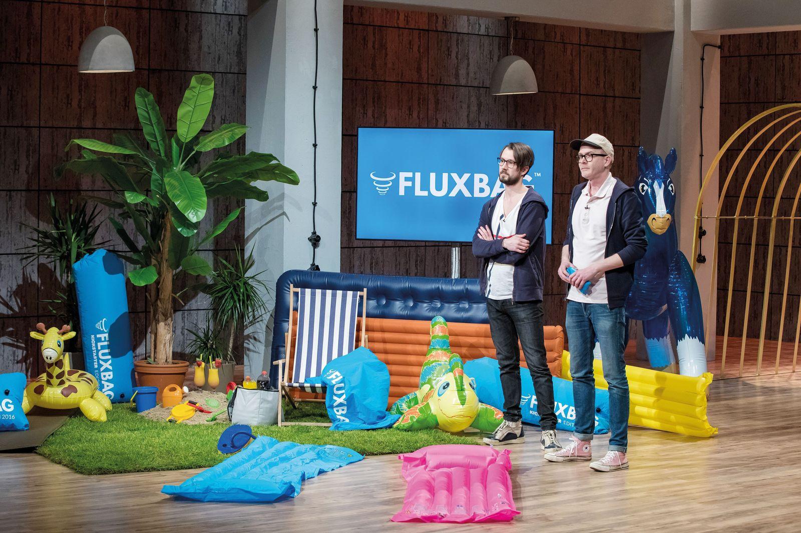 FluxBag / Jens Thiel / Lucas Richter