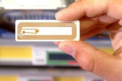 Die Verbindung zwischen der realen und der digitalen Welt: RFID-Chip