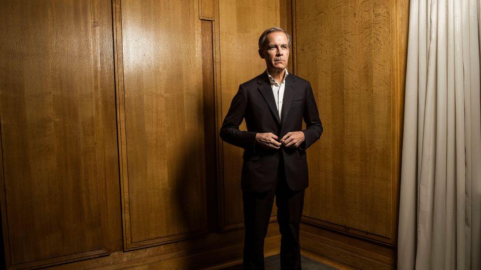First Mover: Mark Carney setzte als Chef der Bank of England durch, dass die Risiken des Klimawandels zum Thema der Finanzmärkte wurden