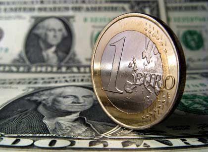 Vierter Anlauf auf 1,60 US-Dollar: Die EZB hat auf Grund der hohen Inflation derzeit wenig Möglichkeiten, gegenzusteuern