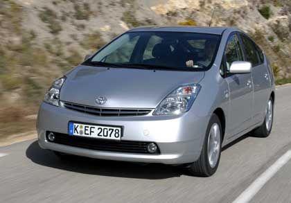 Verkaufsschlager: Mit Modellen wie dem Prius fährt Toyota der Konkurrenz davon