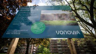 Vonovia holt sich eine Milliarde Euro frisches Kapital