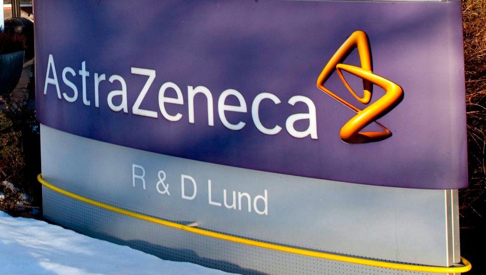 Im Rückwärtsgang: AstraZeneca hat zuletzt Einbußen bei Umsatz und Gewinn verzeichnet.