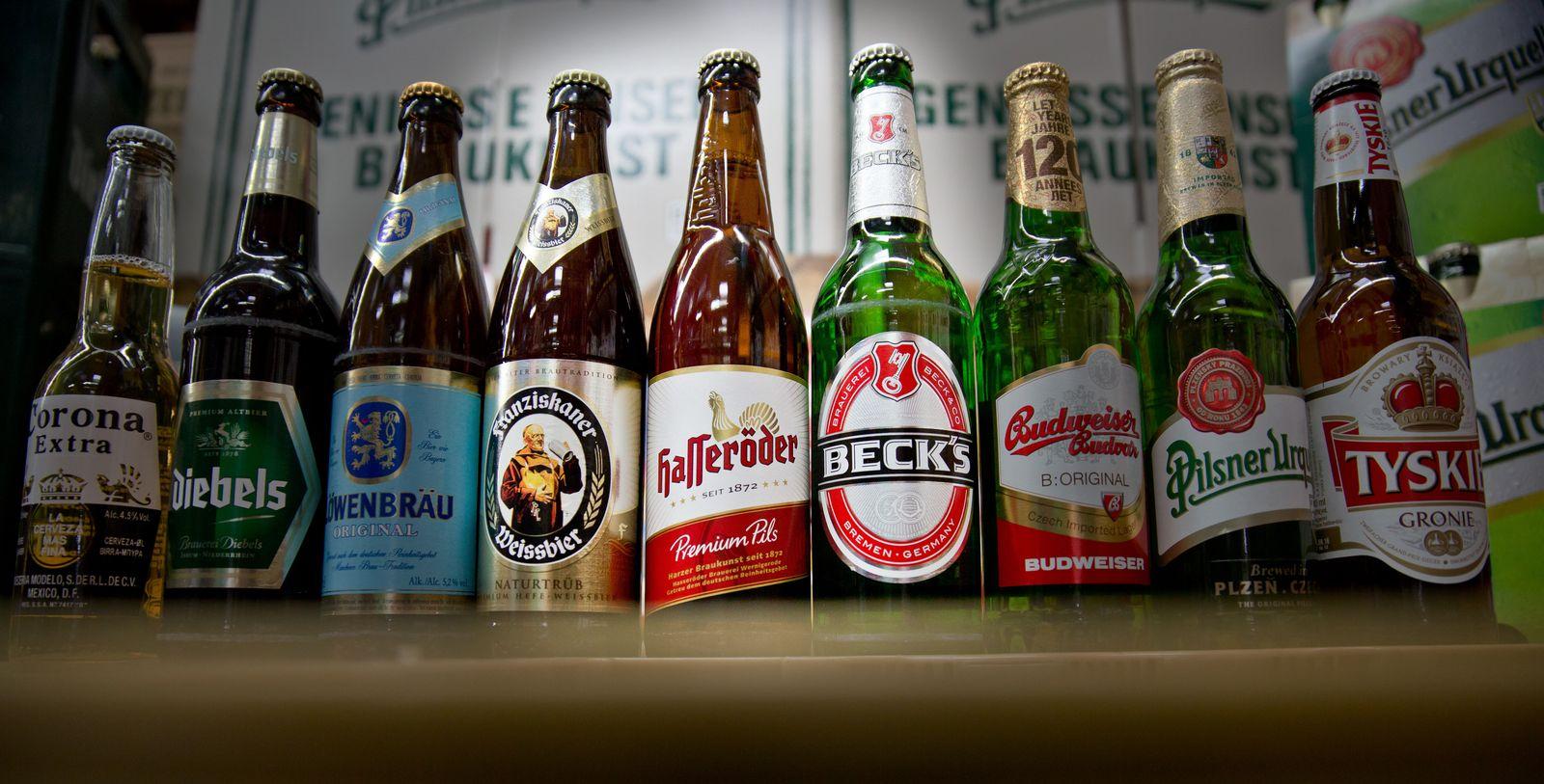 Anheuser-Busch Inbev / Becks / Franziskaner / Hasseröder