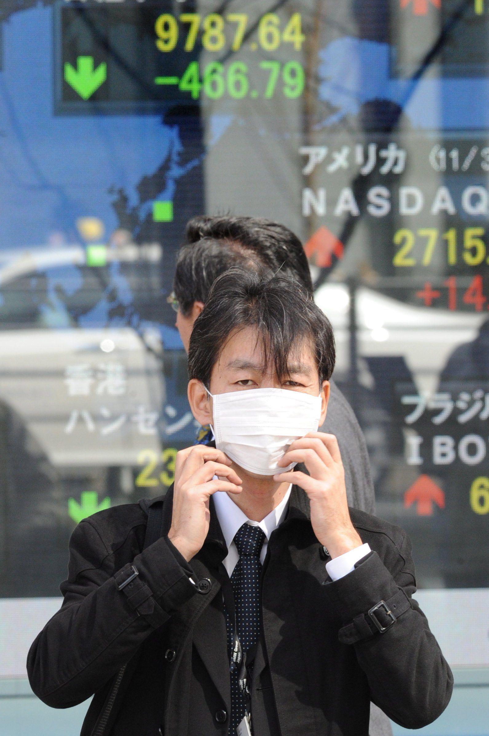 Japan Börse Wirtschaft