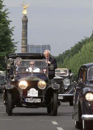 Rolls-Royce-Klassiker: Unverwüstliche Technik
