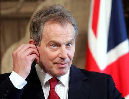 Tony Blair: 72 Prozent der Briten gegen die EU-Verfassung