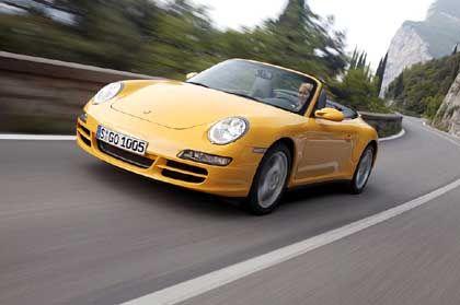 Rasante Aufholjagd: Nachdem die Aktie von Porsche am Montag zweistellig verloren hatte, gewann der Titel am Dienstag mehr als 9 Prozent