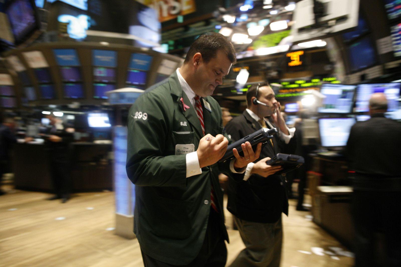 NICHT MEHR VERWENDEN! - SYMBOLBILD Finanzen Börse