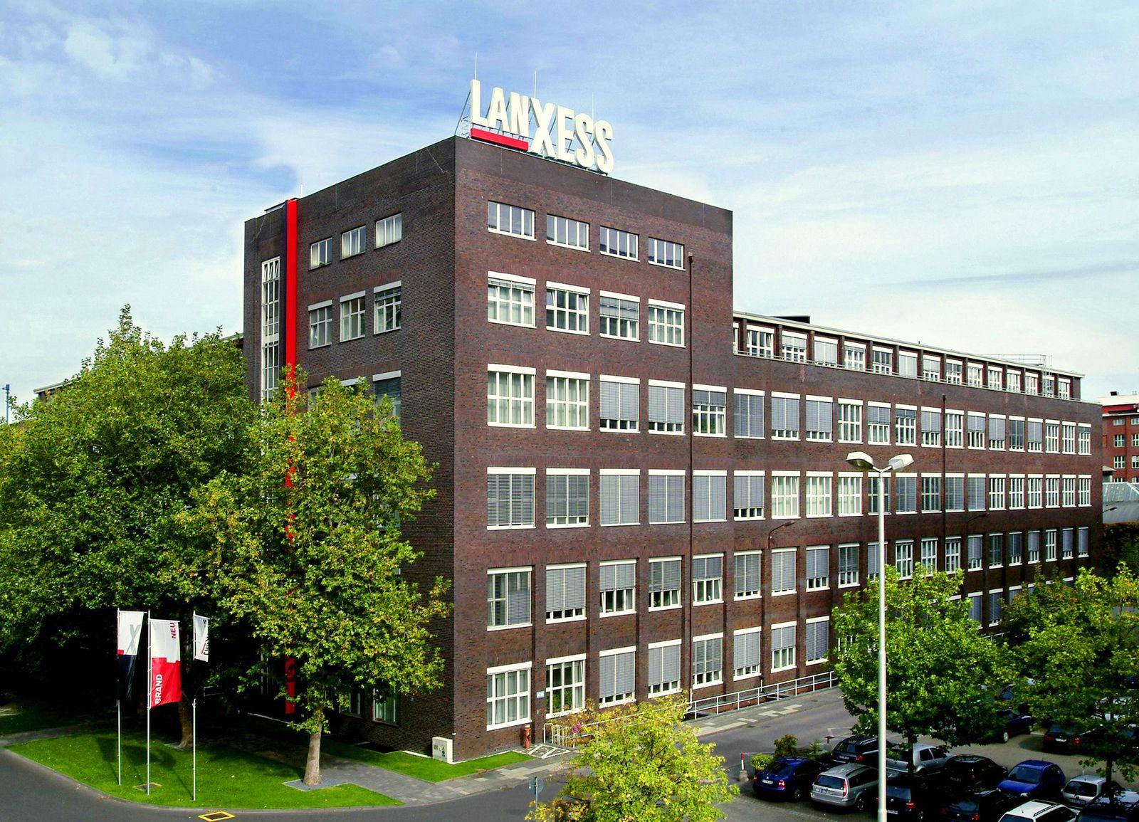 LANXESS /Leverkusen