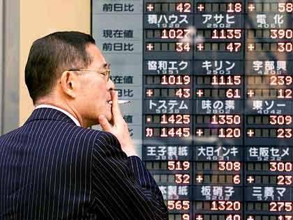 Der einstige Dauer-Patient gesundet: Die japanische Wirtschaft zieht wieder an