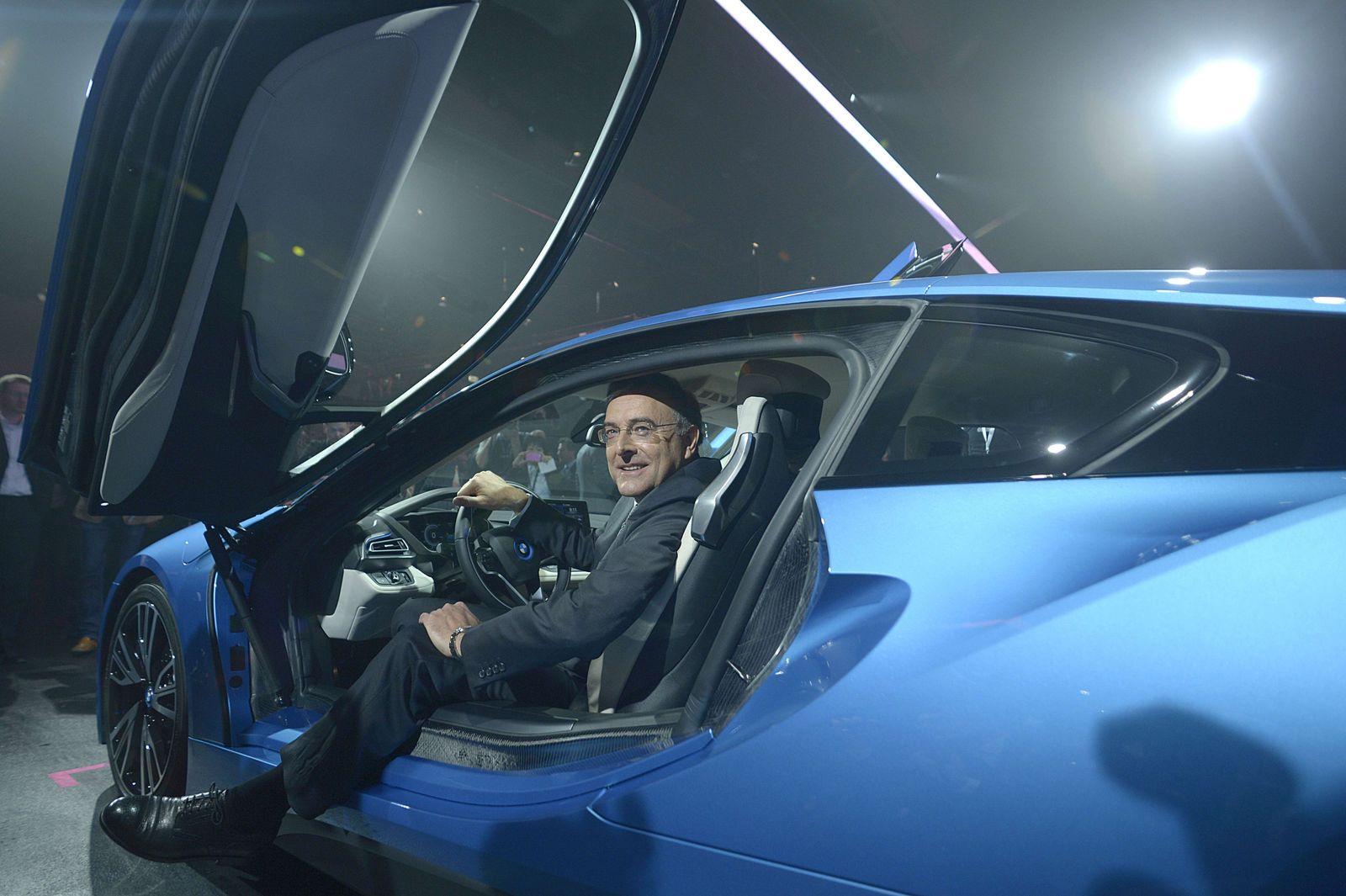 2013/ Blog/ IAA/ BMW i8
