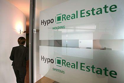 Hypo Real Estate: Die Regierung arbeitet bereits an Rechtsgrundlagen für die komplette Verstaatlichung privater Banken