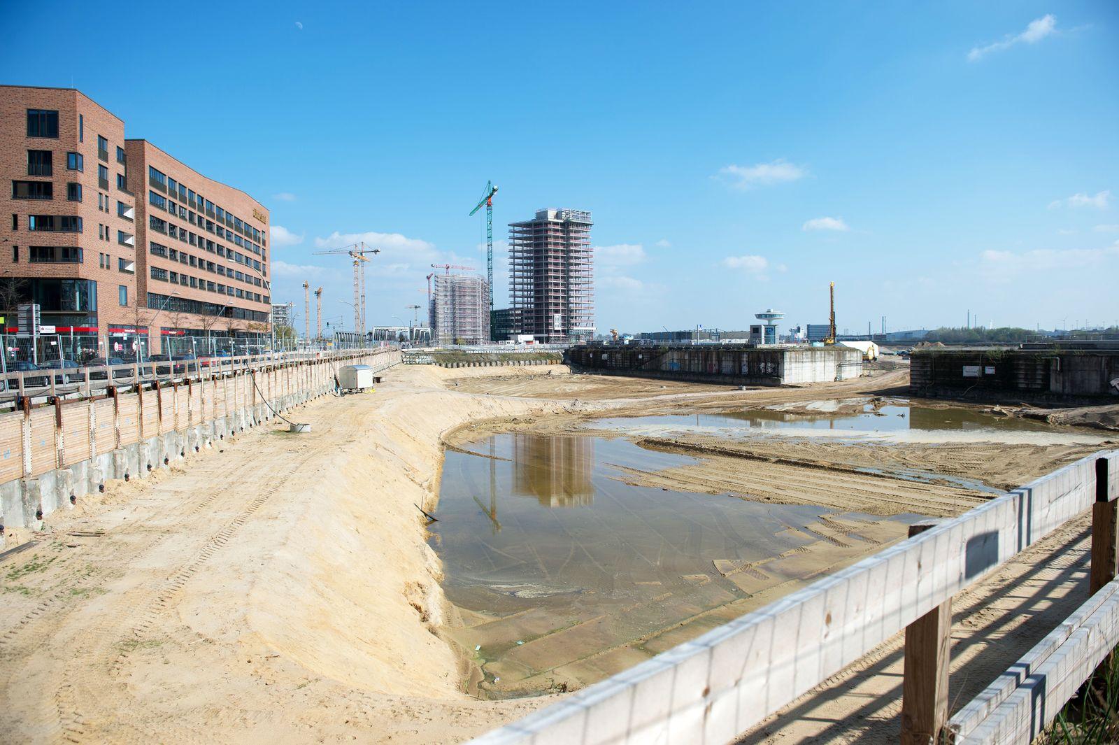 Immobilien / Hamburg / Wohnungen / Wohnungsbau