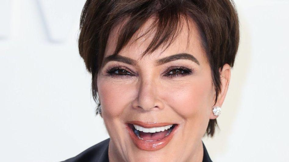 Mama Bling: Kris Jenner