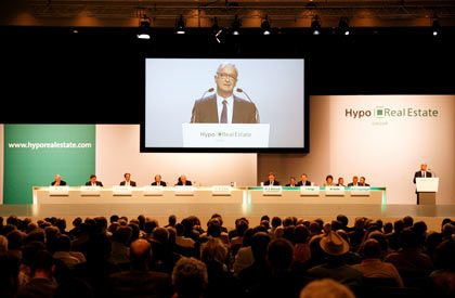HRE-Hauptversammlung: Der Bund kann seinen Plan durchziehen