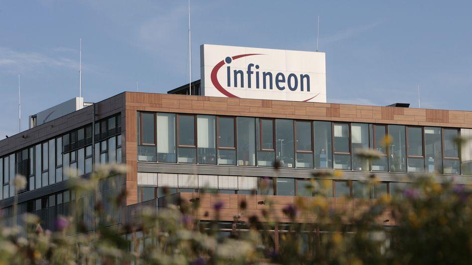 Infineon: Kurspflege durch den Rückkauf eigener Aktien möglich