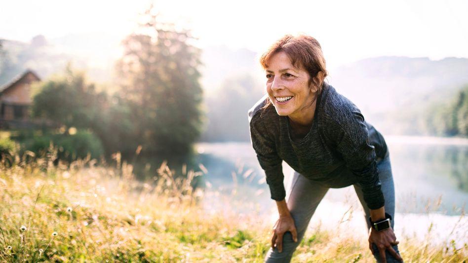 Gesund und länger fit bleiben: Wir können aktiv etwas für den Erhalt unserer Gesundheit, Beweglichkeit und Leistungsfähigkeit tun - das kommt uns im fortschreitenden Alter zugute