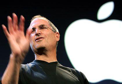 Apple-Chef Steve Jobs: Neue Produkte sorge für Kursphantasie