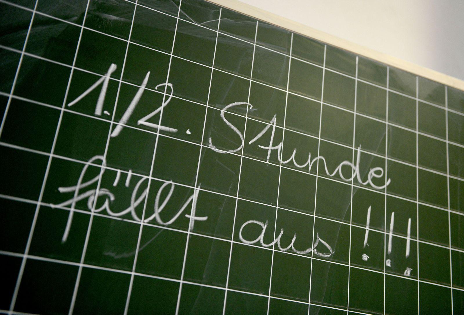Lehrermangel an Grundschulen