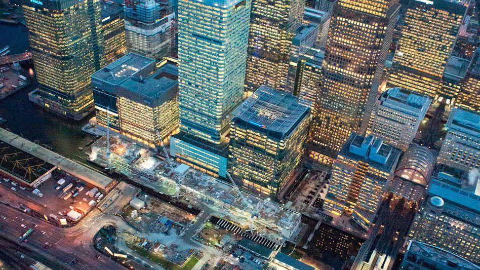 Londons Finanzviertel Canary Wharf: Behörden ermitteln wieder