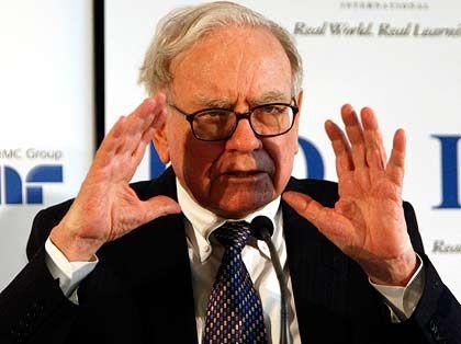 Vorzeige-Investor: Buffett, der seine Kritiker wieder einmal überzeugte