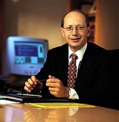 Ben Verwaayen: Der BT-Chef glaubt sich in einer stärkeren finanziellen Position