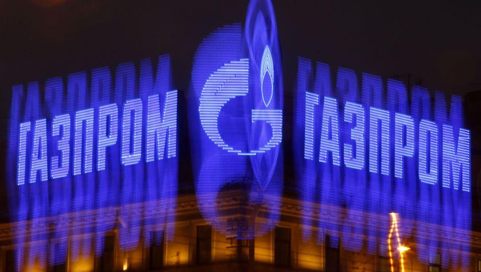 Gazprom: Die Investoren haben es auf Liegenschaften Russlands und in Deutschland operierende Staatskonzerne abgesehen