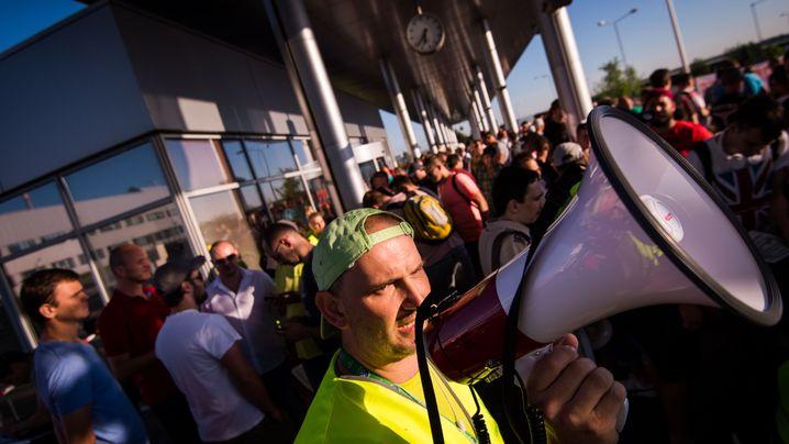 Erstmals Streik in slowakischem VW-Werk: Aufstand an der verlängerten Werkbank