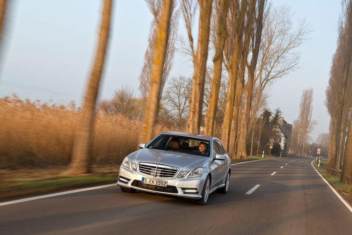 E-Klasse von Mercedes-Benz
