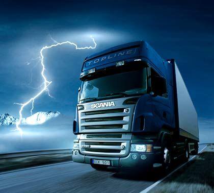 Unter Druck: Nutzfahrzeughersteller erhalten deutlich weniger Lkw-Orders