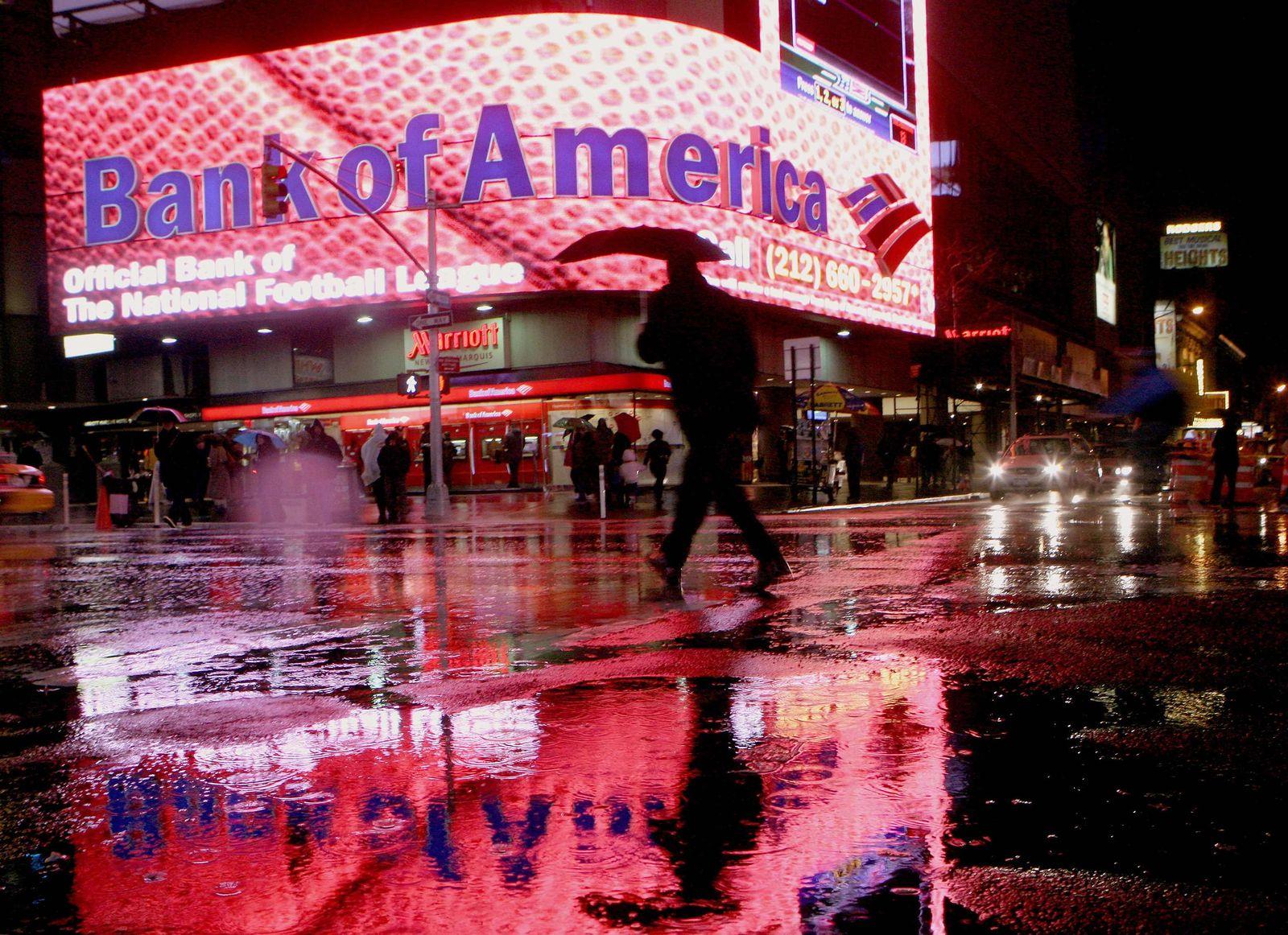 WIKILEAKS-USA/ Bak of America