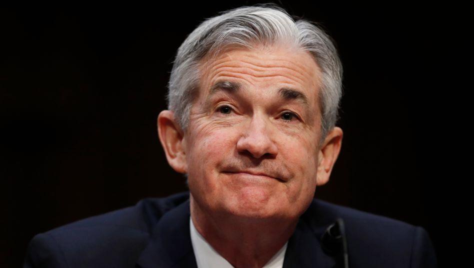 Jerome Powell steht geldpolitisch der noch bis 3. Februar amtierenden Fed-Chef Janet Yellen nahe, heißt es